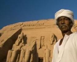 Перенесенный египетский храм