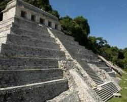 Древние города Мексики