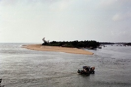 пляж Бетул, Гоа