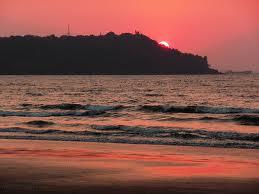 пляж Каранзалем, Гоа