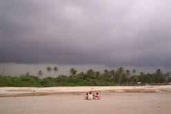пляж Уторда, Гоа