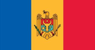 флаг, Молдова, Молдавия