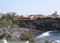 Пляж Арена, Тенерифе