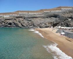 Пляж Абама, Тенерифе