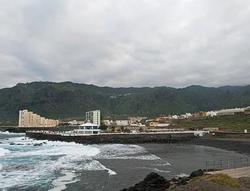 Пляж Чарко-де-ла-Аранья, Тенерифе