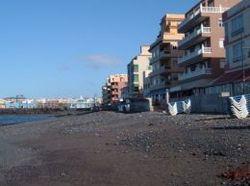 Пляж Гальетас, Тенерифе