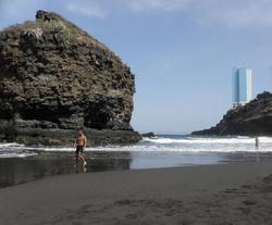 пляж Рокес, Тенерифе