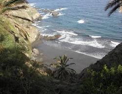 Пляж Рамбла-де-Кастро, Тенерифе