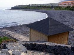 Пляж Калета-де-Интерьян, Тенерифе, северное побережье