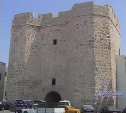 черные ворота Махдии, Тунис