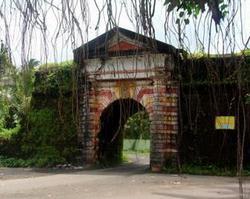 Форт Рачоль, форт, Гоа, достопримечательность