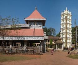 Храм Махаласа, Гоа, что посмотреть