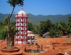 храм Малликаржуна, храм, Гоа, Индия, достопримечательность