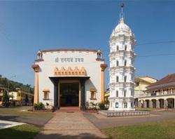 Храм Шри Рамнатх, Гоа, Северный Гоа