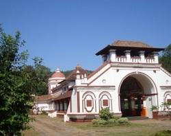Храм Шри Виджаядурга, Гоа, достопримечательность