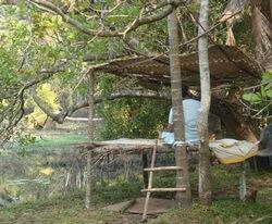 Васундха, плантация специй, Гоа