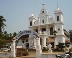 Церковь Святого Антония, Гоа, церковь