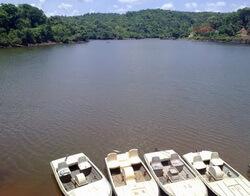 Озеро Майем, озеро Майя, Гоа, достопримечательность