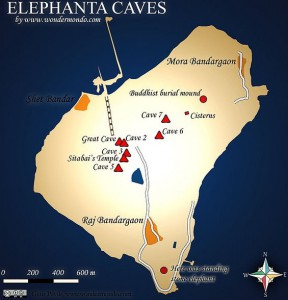 Slonovij-ostrov-Mumbai-karta