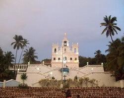 церковь Богоматери, Панаджи, Гоа