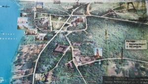 карта, достопримечательности, Старый Гоа, Индия, старая столица, храмы