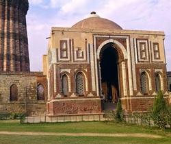 Alai-Darvaza-Kutub-minaret-deli-indiya