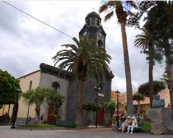Церковь Богоматери Пенья-де-Франсия, Тенерифе