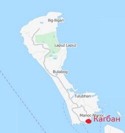Plyazh-Сagban-Borakajj-karta