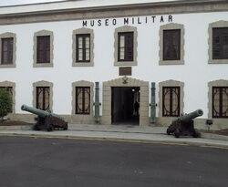 Военный музей, Тенерифе