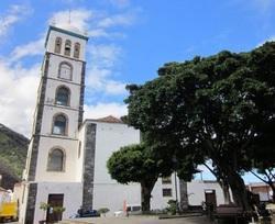 Церковь Святой Анны, Тенерифе