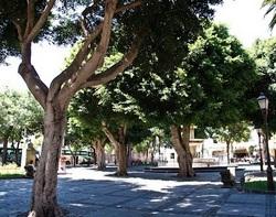 Площадь Аделантадо, Тенерифе