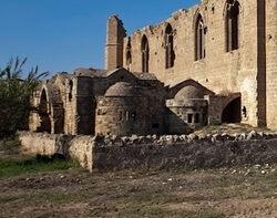 церковь, Святого Симеона, Фамагуста, 12 век