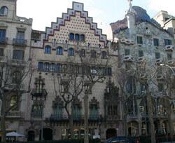 Дом Амалье Барселона