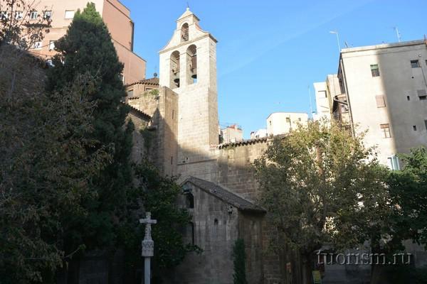 Церковь Святой Анны, Барселона, Esglesia Santa Ana