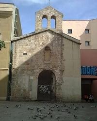 Церковь Святого Лазаря в Барселоне