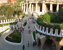 Парк_Гуэля_Барселона