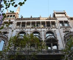 Дом Томаса, Барселона