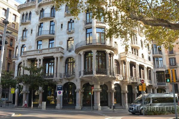 Дом Фустера, Hotel Casa Fuster, Барселона