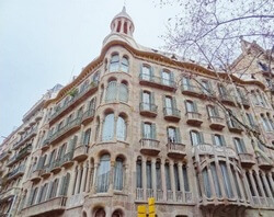Дом Сайрака, Барселона