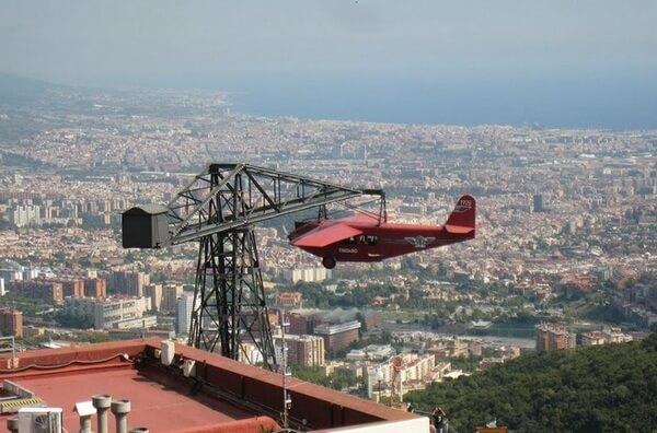 Парк аттракционов Тибидабо, Барселона