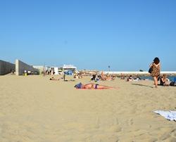 Пляж Льеван, Барселона