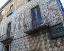 Дом каноников Carrer del Bisbe 8