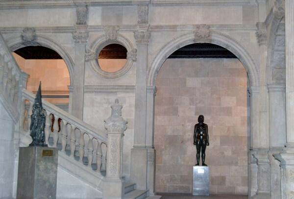 Мэрия Барселоны, лестница