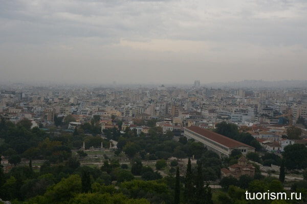 Афинская агора, музей агоры