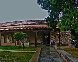 Археологический музей Керамика, достопримечательность Афин