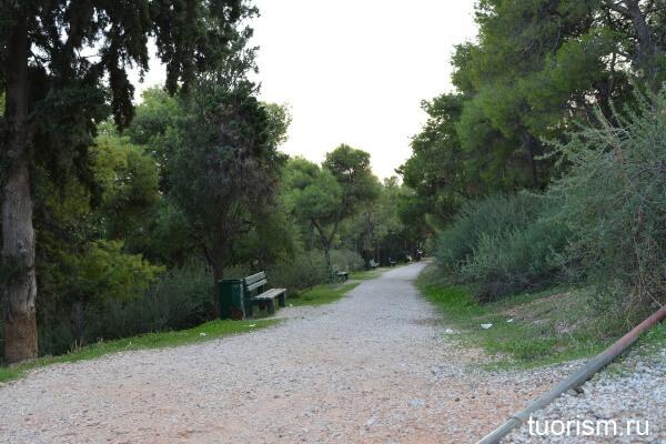 Ликавитос в Афинах