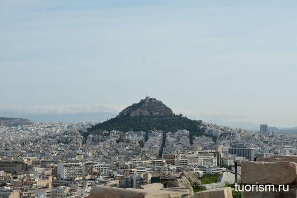 Холм Ликавитос, Mount Lycabettus