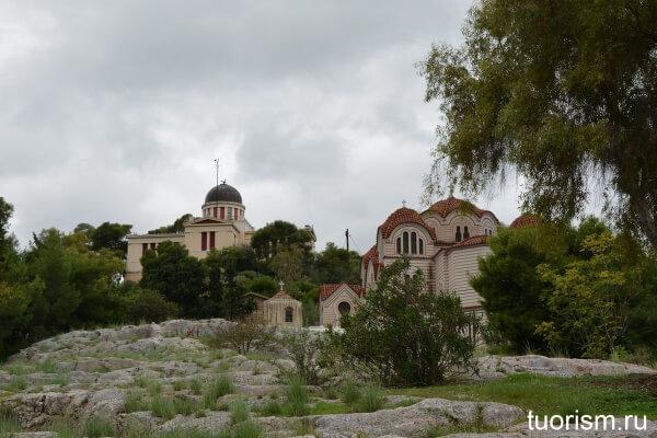 Церковь Святой Марины, underground chapel