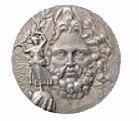 Греческая медаль