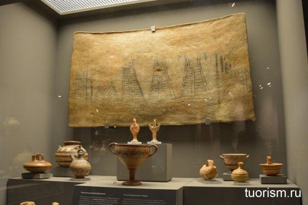 крито-микенское искусство, микенское искусство